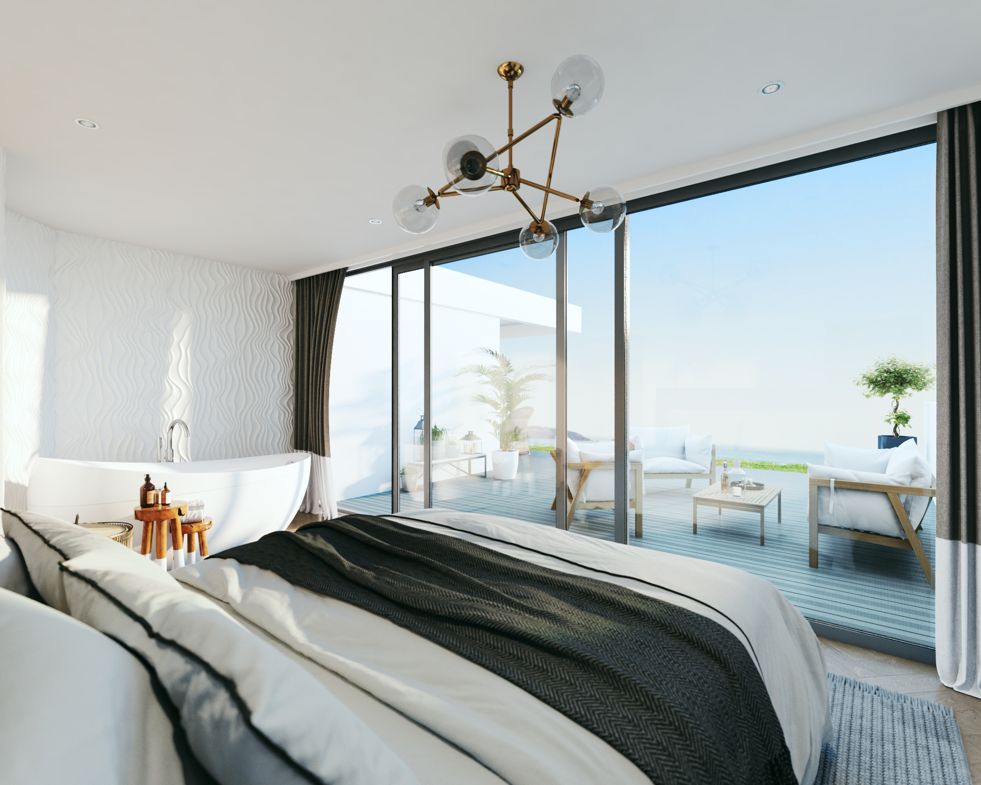 Click to enlarge image Sea_Road_Pent-Bedroom_LR_01.jpg